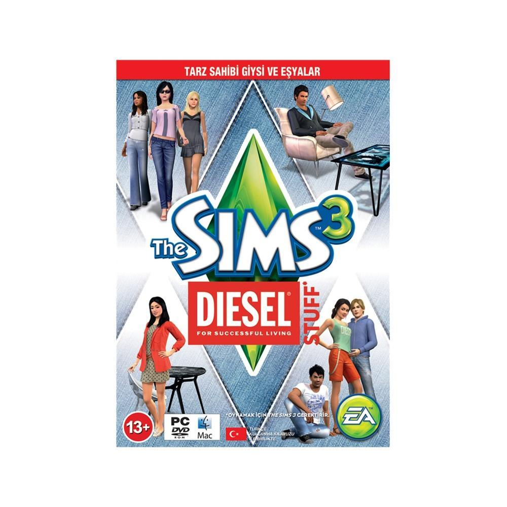 The Sims 3 Diesel Stuff PC Oyunu