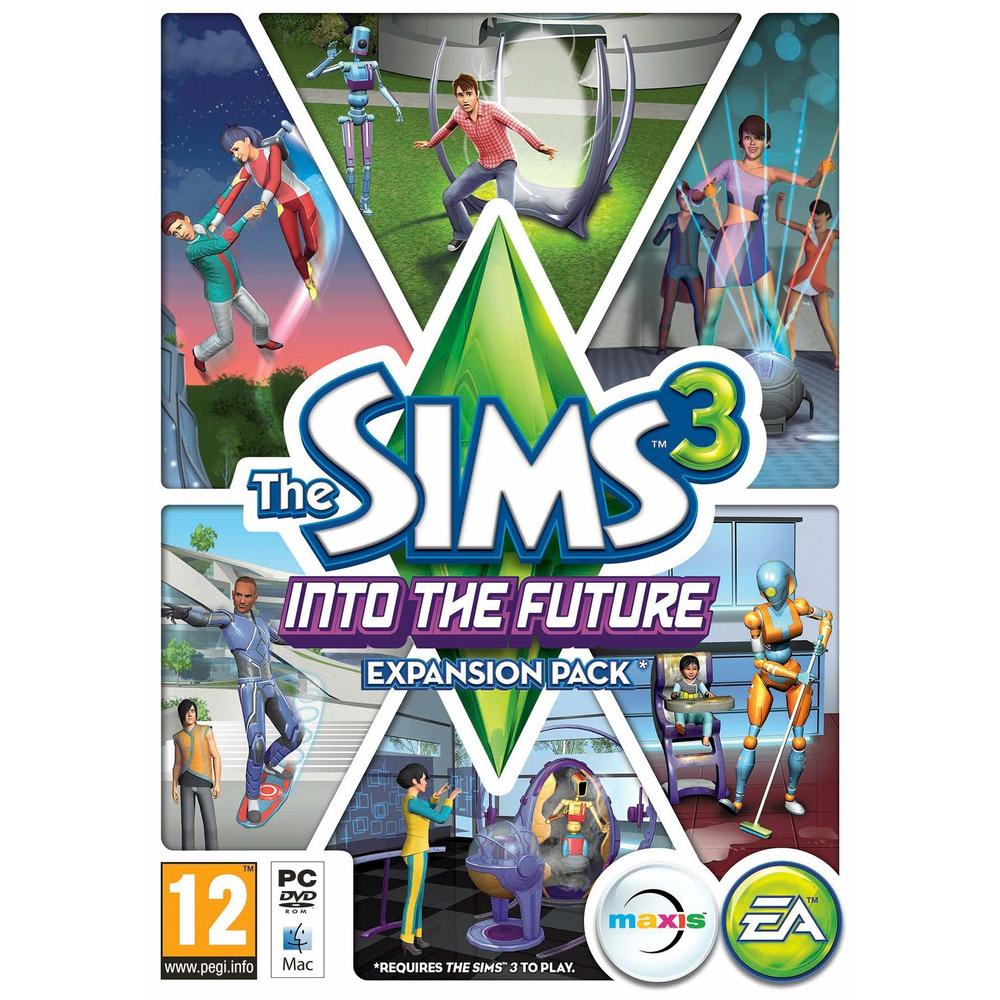 The Sims 3 Into The Future PC Oyunu