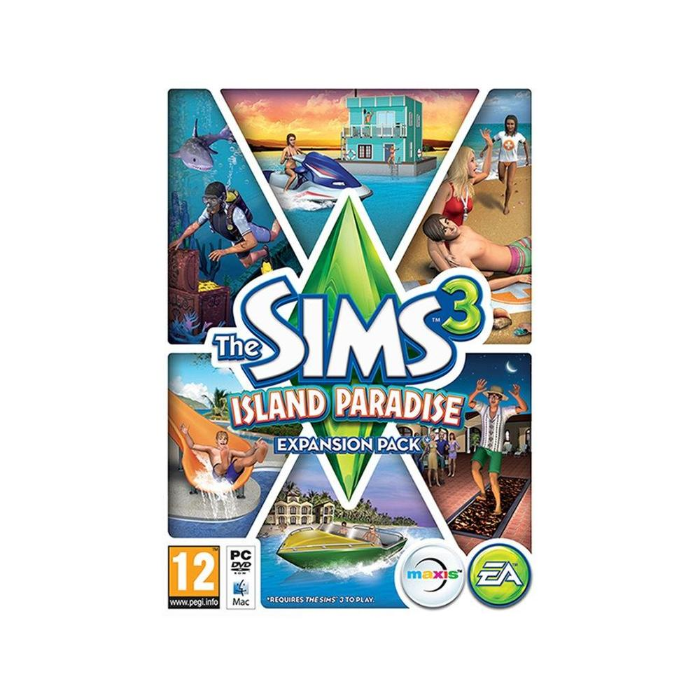 The Sims 3: Island Paradise PC
