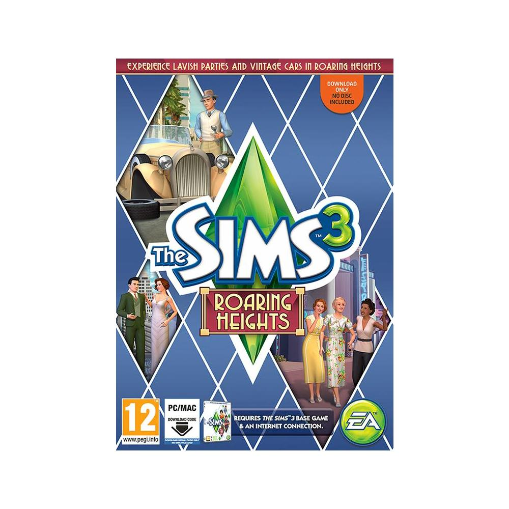 The Sims 3 Roaring Heights PC