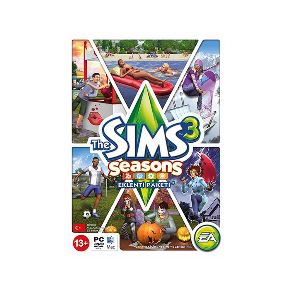 The Sims 3 Seasons PC Oyunu