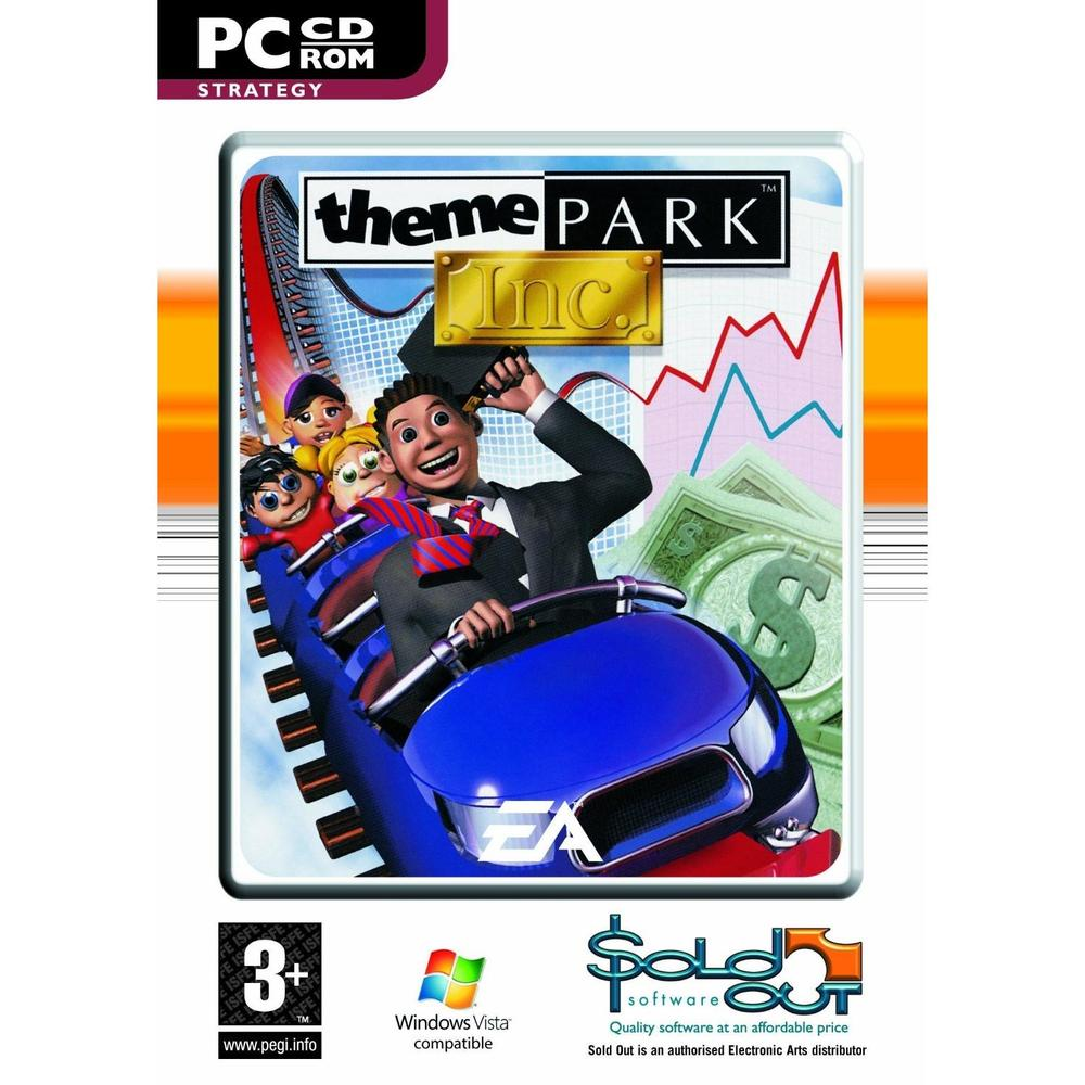 Theme Park inc PC Oyunu