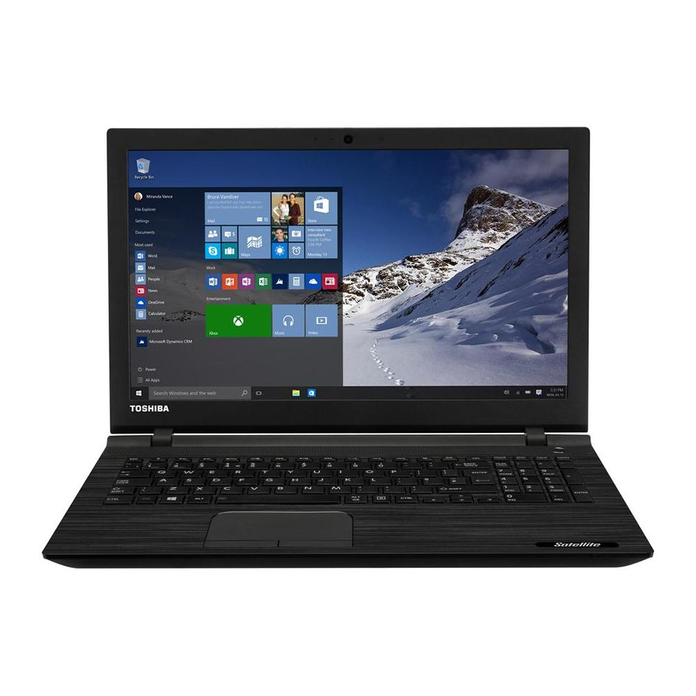 Toshiba Satellite C55-C-1D4 Laptop - Notebook intel - 4 gb - 500 gb - 1.6 ghz - intel pentium