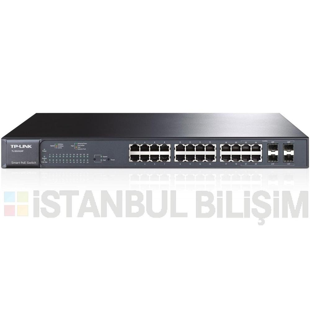 TP-Link TL-SG2424P Switch