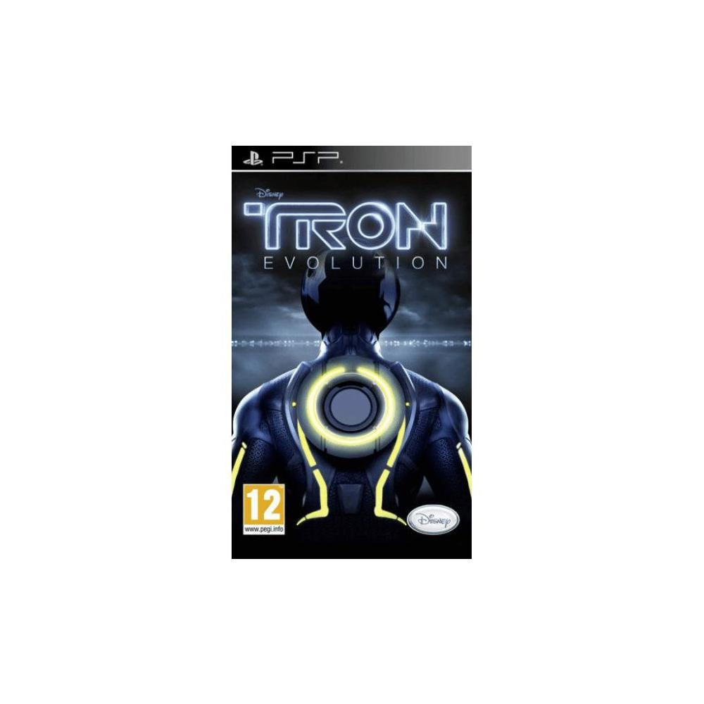 Tron Evolution PSP
