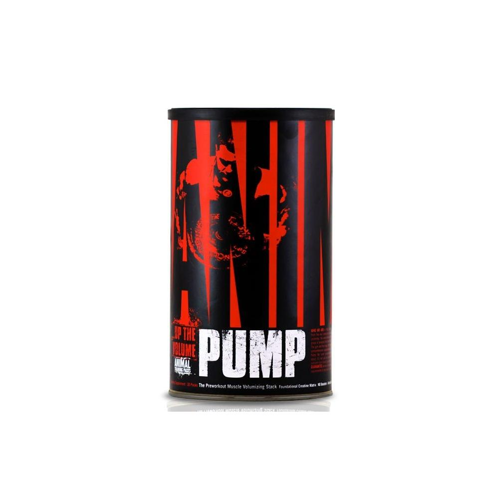 Universal Nutrition Animal Pump 30 Paket