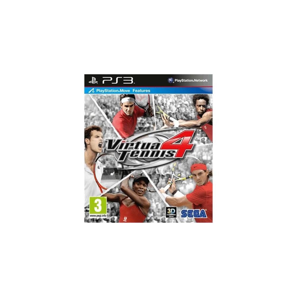 Virtua Tennis 3 PS3 Oyunu