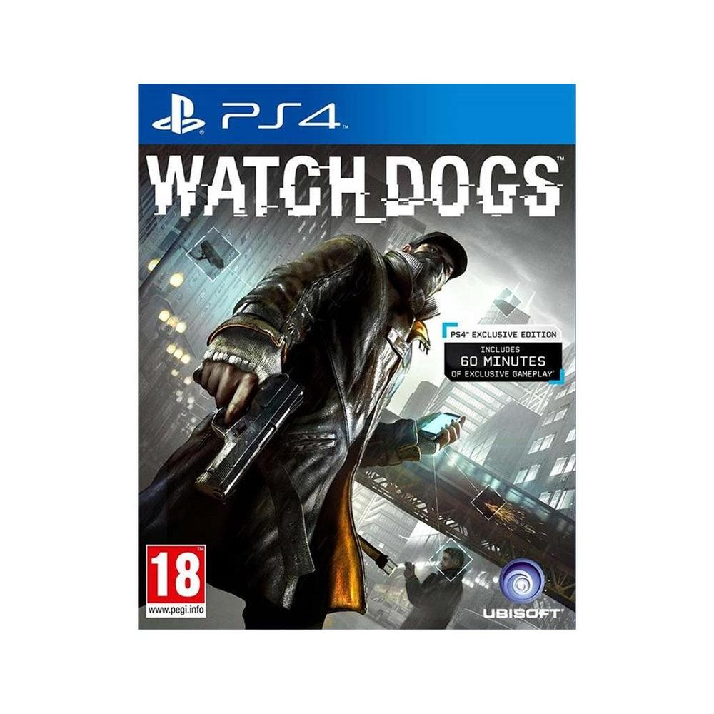 Watch Dogs Exclusive Edition PS4
