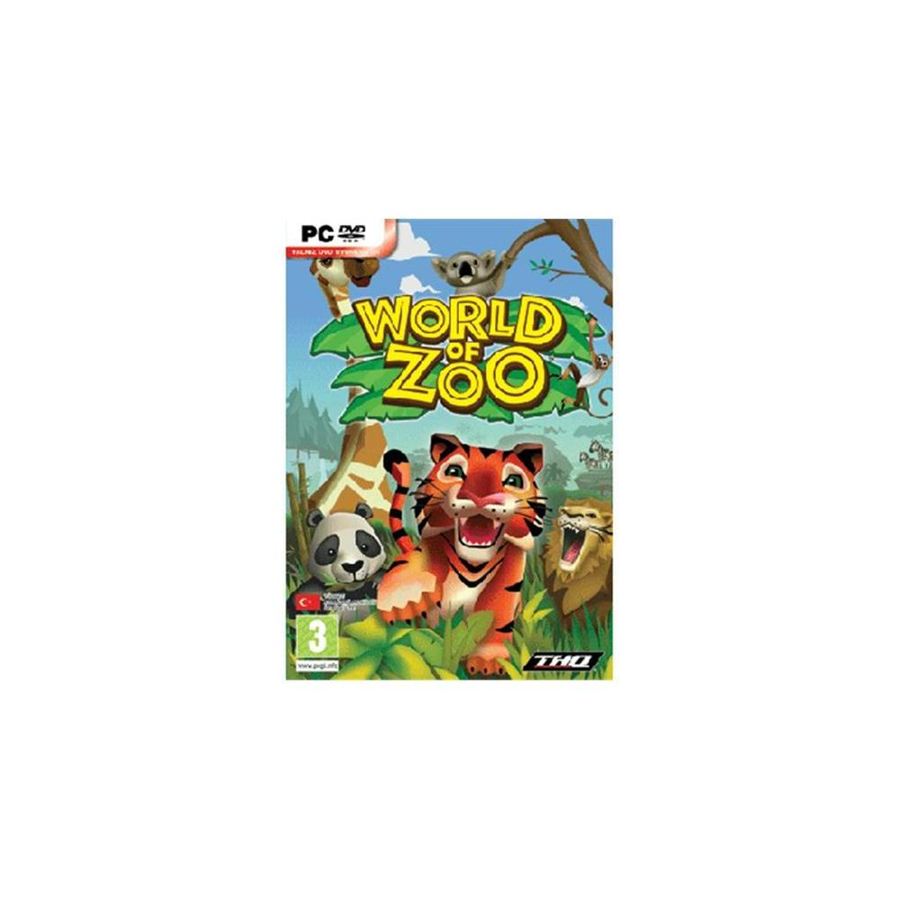 World Of Zoo PC Oyunu