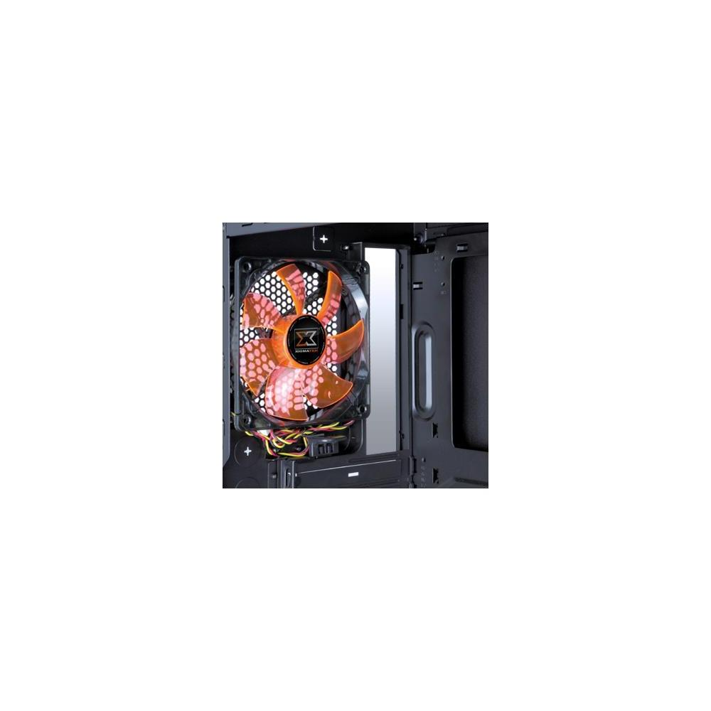 Xigmatek Asgard Pure Black Edition PC Kasası
