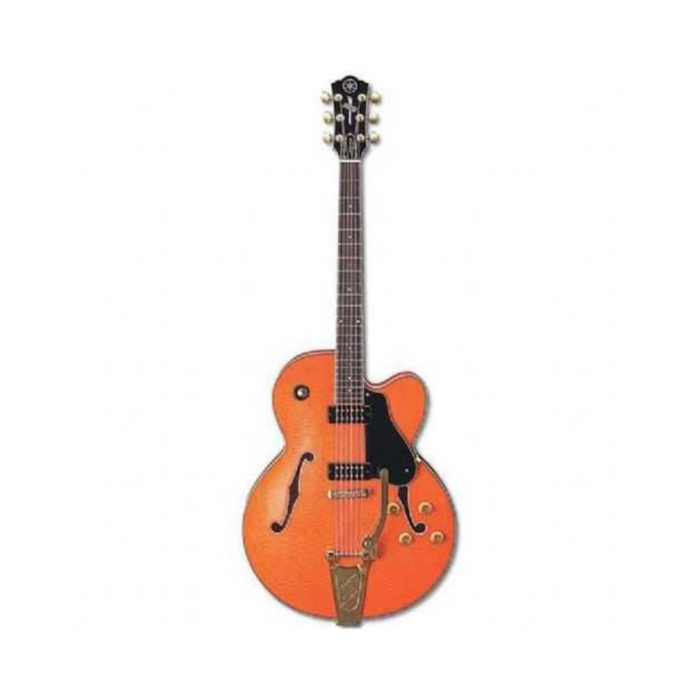 Yamaha AES1500 Orange Elektro Gitar