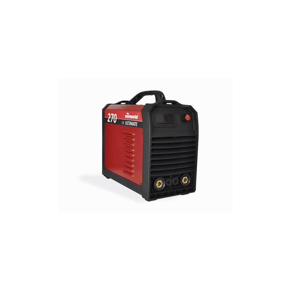 Zenweld Ultimate 270-MMA Inverter Kaynak Makinesi