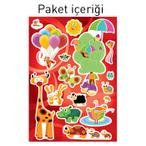 Baby TV Duvar Sticker 68X48 Cm