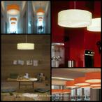 Crea Lighting Woodshade Kestane Sarkıt