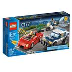 Lego City High Speed Chase Zeka Oyunu