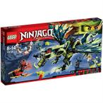 Lego Ninjago Attack of M Dragon Oyun Seti