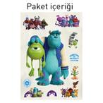 Monsters University 48x68 cm Duvar Sticker