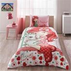 Taç Strawberry Shortcake Tek Kişilik Complate Set