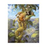 Masterpieces Jack And The Beanstalk 1000 Parça Puzzle