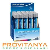 Multipower L-Carnitine Liquid 1800 mg 20 Ampül