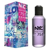 NYC Soho Street Art Edition No:751 For Her EDP 100 ml Bayan Parfüm