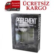 Parlement Black EDT 85 ml + 150 ml Erkek Parfüm Seti