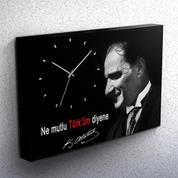 Tabloshop Atatürk Kanvas Tablo
