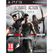 Ultimate Action Pack PS3
