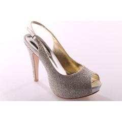 Dgn 4514 Kadın Abiye Ayakkabı