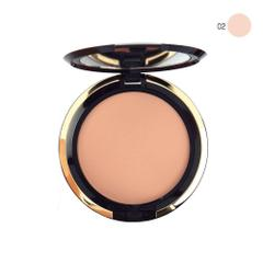 Golden Rose Compact Foundation With Vitamin E-02 Fondöten