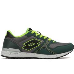 Lotto Yeşil Erkek Koşu Ayakkabısı R8628 Record Vi Ny