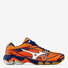 Mizuno Turuncu Erkek Salon Ayakkabısı V1GA176002 Wave Bolt 6
