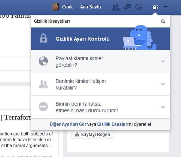facebook takip etme engelleme