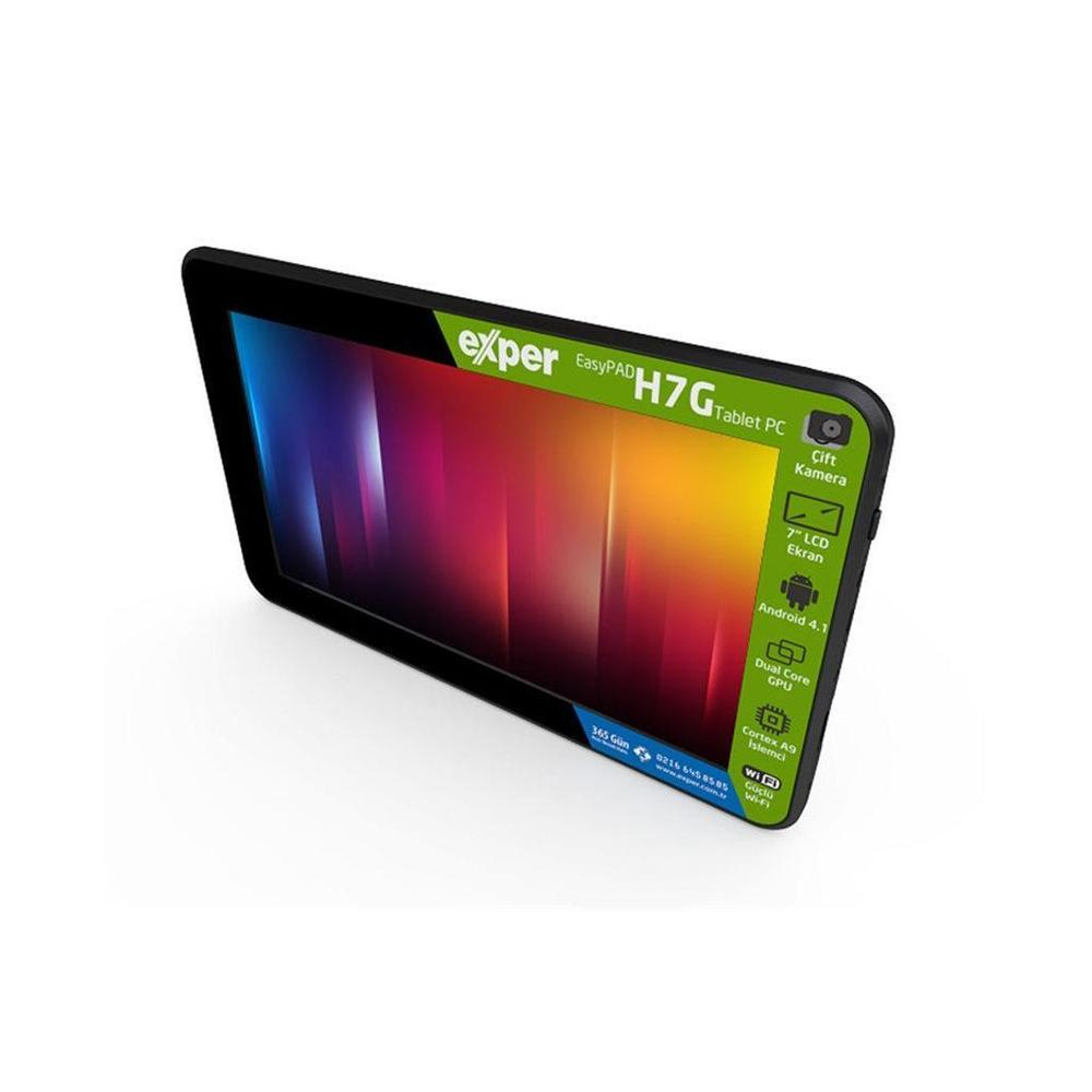Exper Easypad H7G Siyah Tablet PC