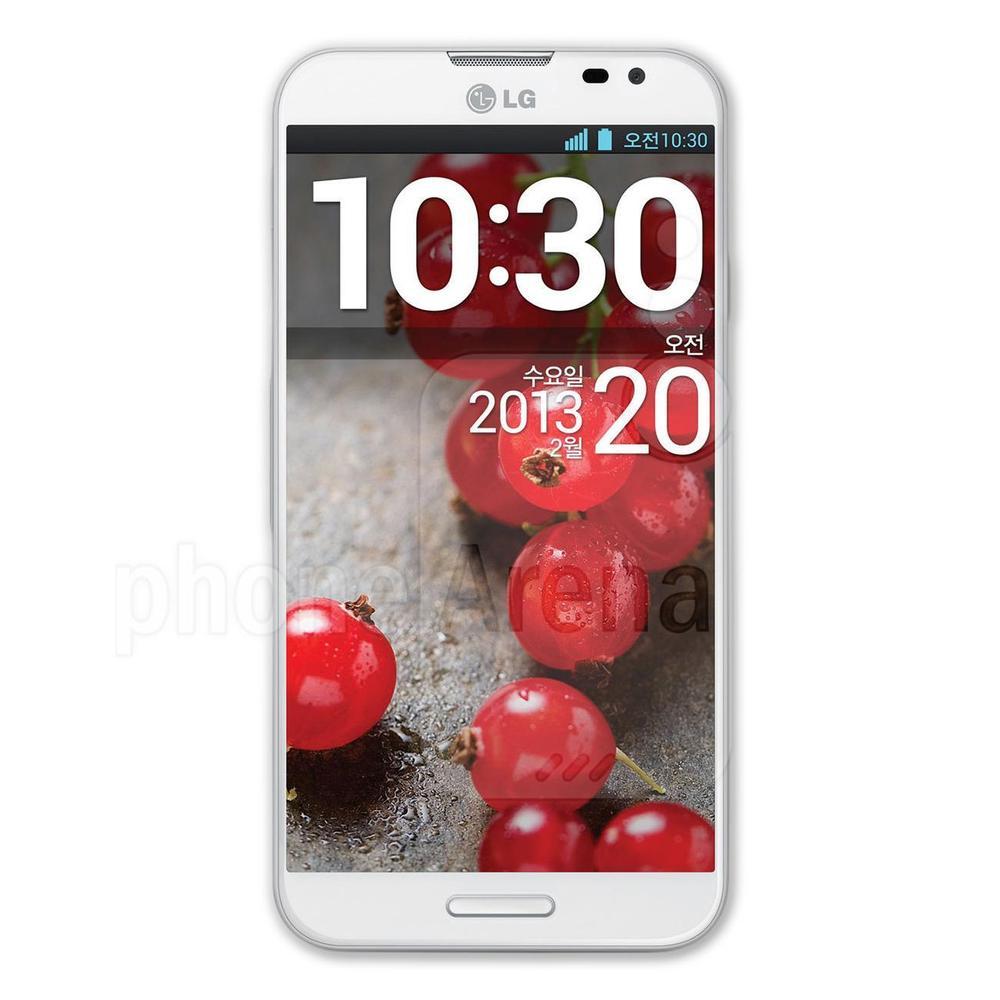 LG Optimus G Pro E986 Siyah