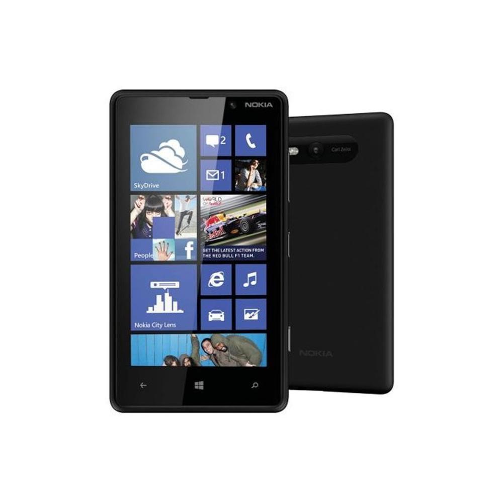 Nokia Lumia 820 Siyah Cep Telefonu