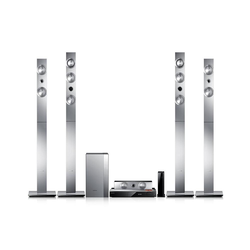 Samsung HT-F9750W Ses Sistemi