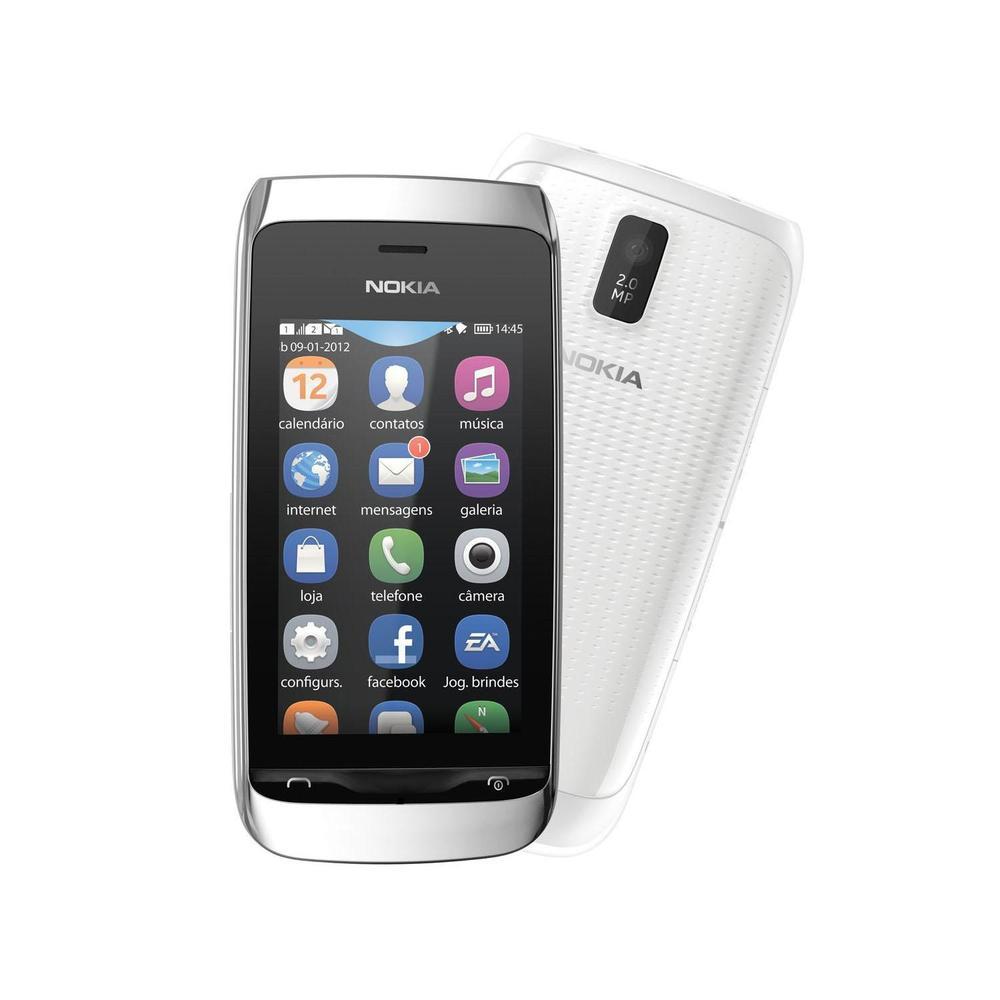 Nokia Asha 310 Cep Telefonu
