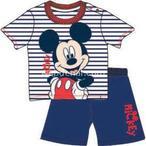Mickey Mouse MC4262 Lacivert Erkek Zıbın Takımı