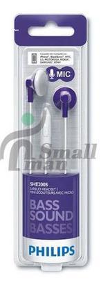 Philips SHE2005PP Kulaklık