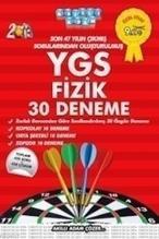 YGS Fizik 30 Deneme 2013 - Komisyon (ISBN:9786054719044)