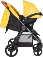 Soo Baby Explora Sunshine Sarı Bebek Arabası