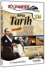 KPSS Tarih Çözümlü Soru Bankası - Kürşad Kuloğlu (ISBN:9786056432668)