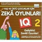 9 - 12 Yaş ve Üstü Çocuklar İçin Zeka Oyunları 2 IQ Geliştirici Zevkli Oyunlar - Kolektif (ISBN:9786055947323)