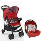 Graco Mirage Chili Red Travel Sistem Bebek Arabası