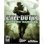 Call Of Duty 4 Modern Warfare PC Oyunu
