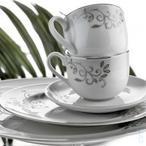 Karaca Porselen Jasmine 470 84 Parça Yemek Takımı
