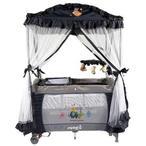 Crystal Baby CB-407 Cenova Lacivert Oyun Parkı