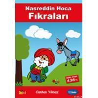 En ucuz NASREDDIN HOCA FIKRALARI - CANTEN YILMAZ (ISBN:9789944090179) fiyatları, yorumları ve özellikleri