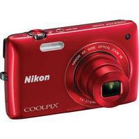 En ucuz Nikon Coolpix S4300 Kırmızı Dijital Fotoğraf Makinesi fiyatları, yorumları ve özellikleri